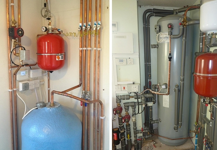 North Devon Unvented Hot Water Cylinder Installer
